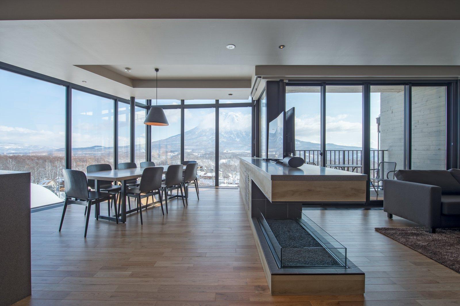 Aspect 3bdr premium suite top floor large