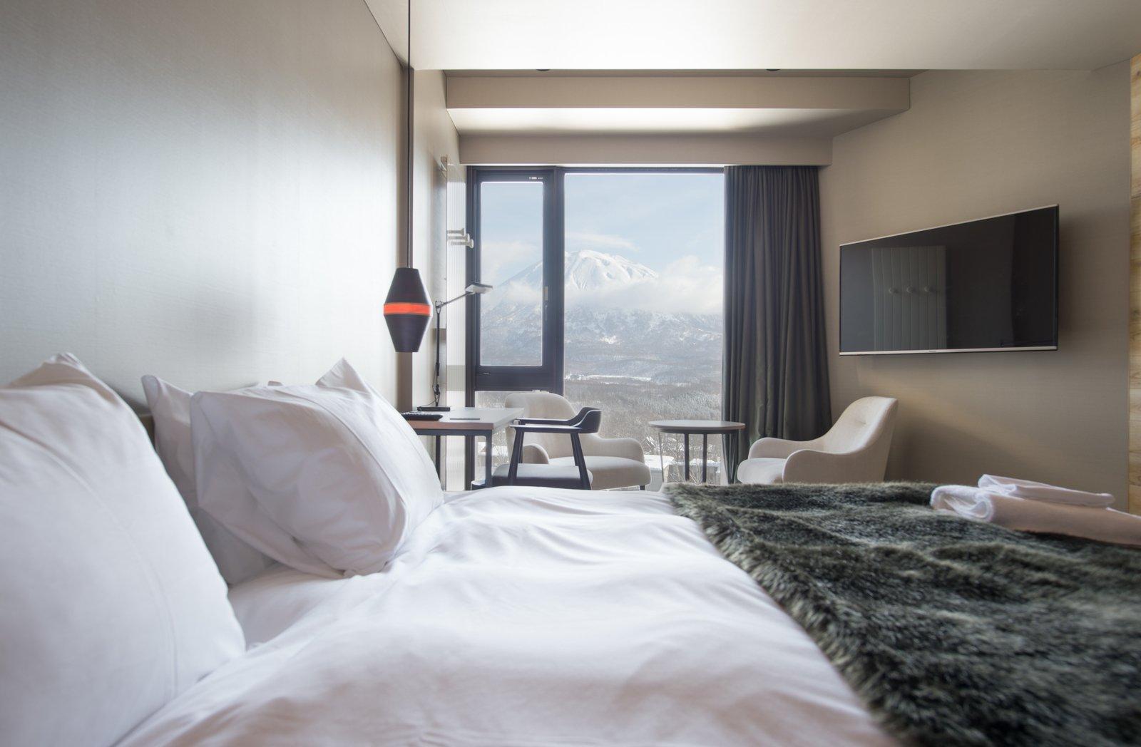 A 3 bedroom Platinum suite in Aspect Niseko.