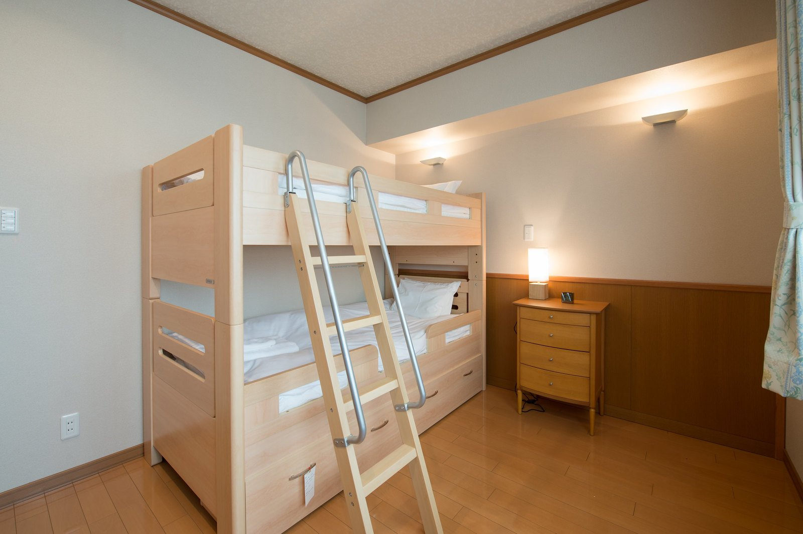 A 2 bedroom Premium apartment with family room at Mountainside Palace in Niseko.