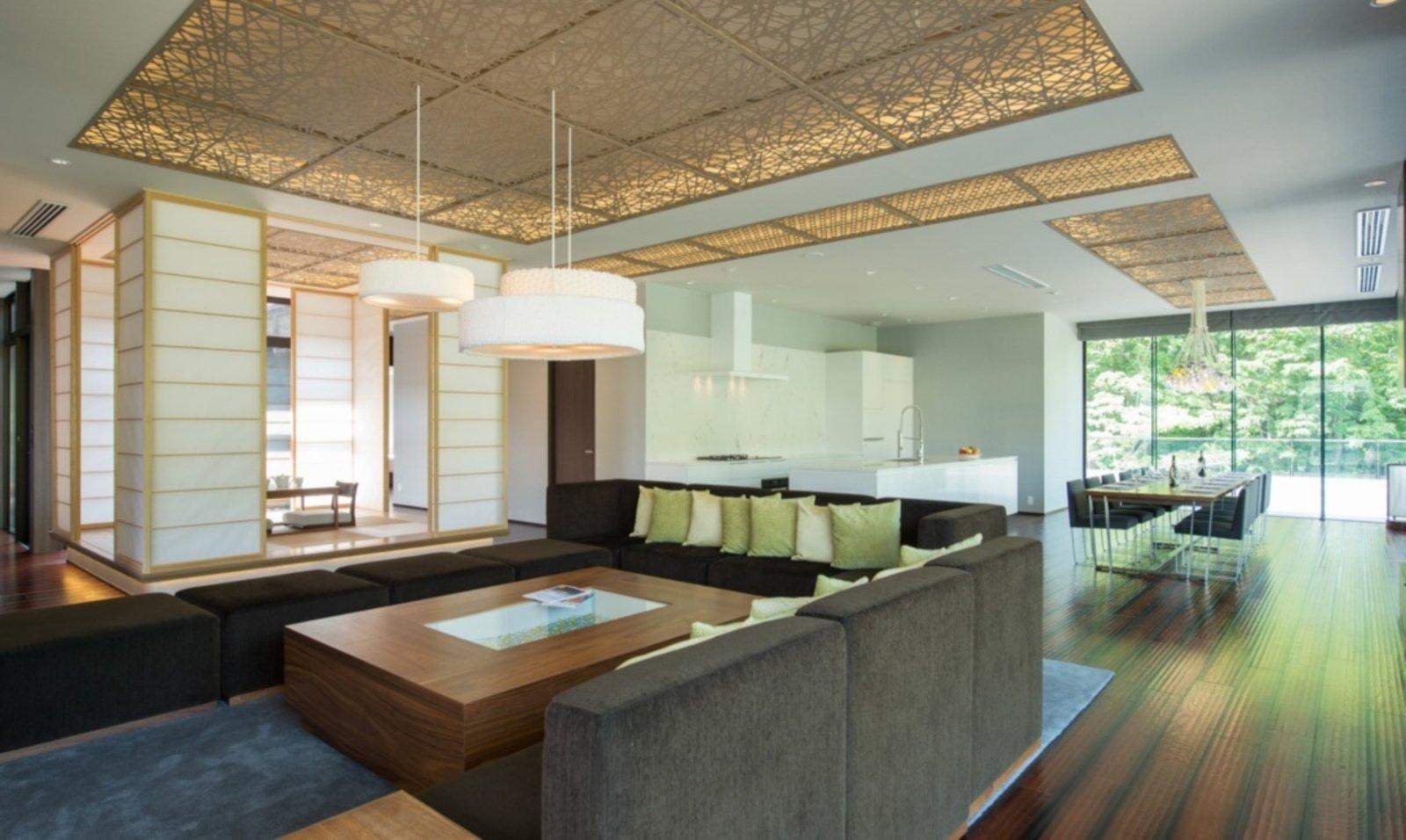 The Penthouse C apartment in AYA Niseko.