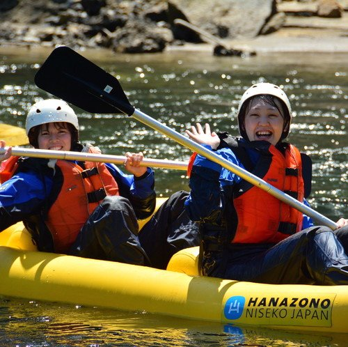 Have a Splash! Water activities in Niseko