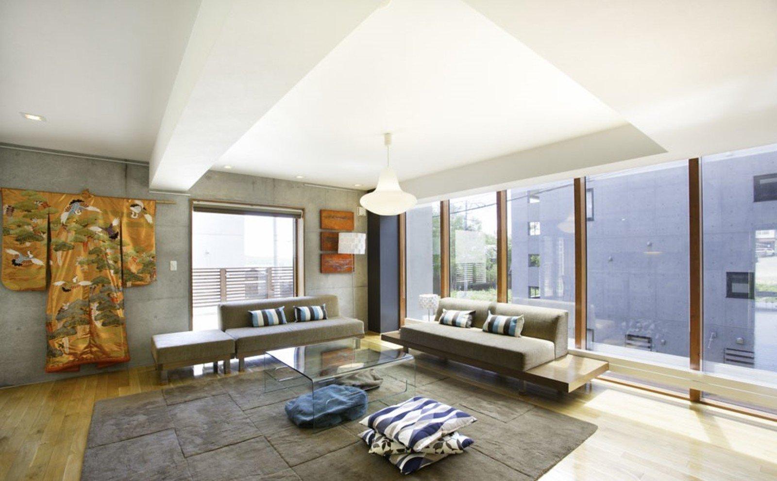 The 3 bedroom apartment in Kon M Asanagi in Niseko, Japan.