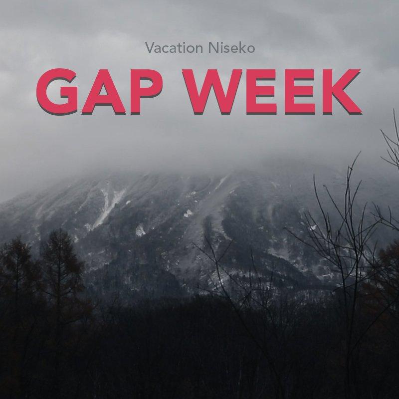 gap-week