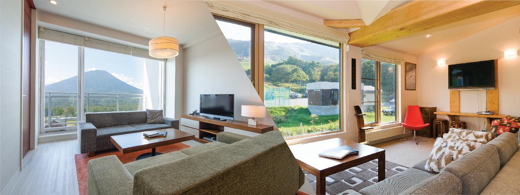 niseko landmark view and gondola chalets discounts for hanazono hill climb 2020