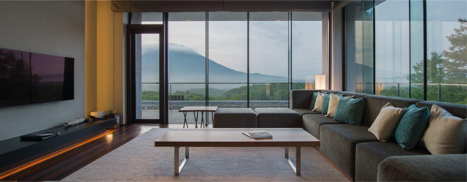 aya niseko accommodation penthouse apartment