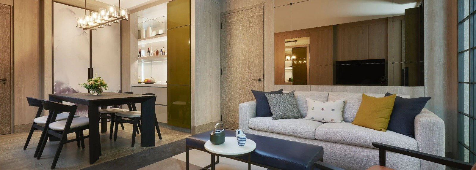 park hyatt niseko king room living dining room hanazono accommodation