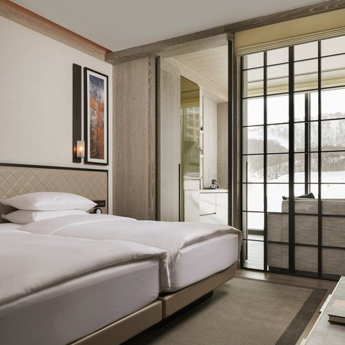park hyatt niseko twin mountain view suite hanazono accommodation