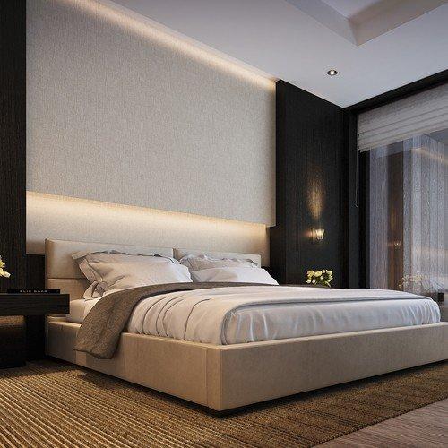 park hyatt niseko residences hanazono accommodation master bedroom king bed