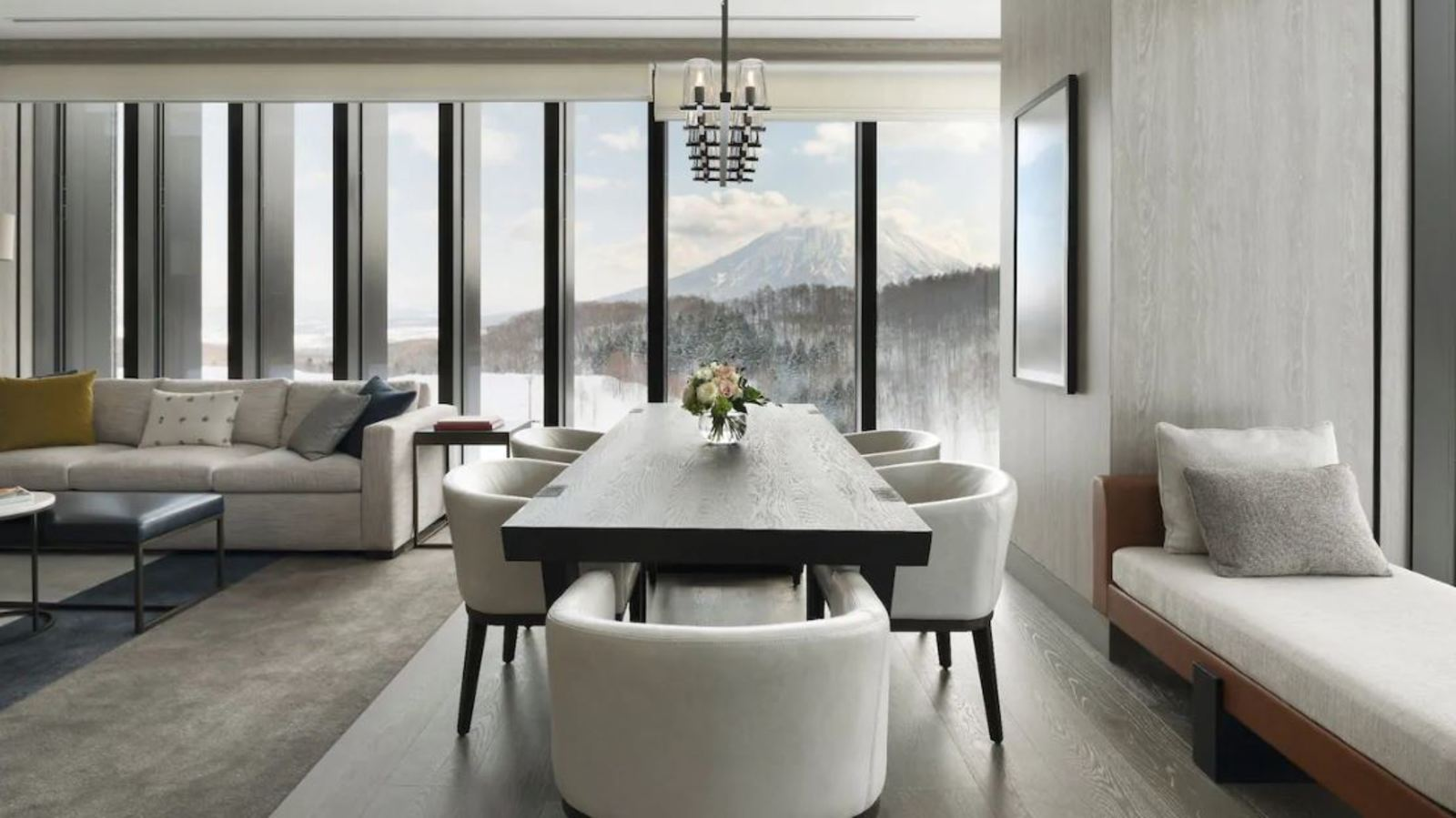 park hyatt niseko hanazono hotel accommodation dining living room