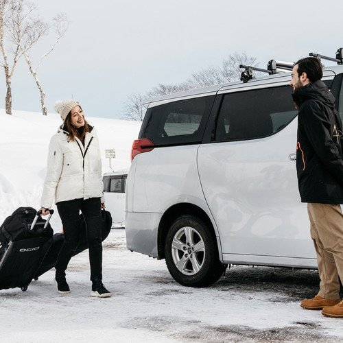 airport transfers chitose sapporo niseko private car driver