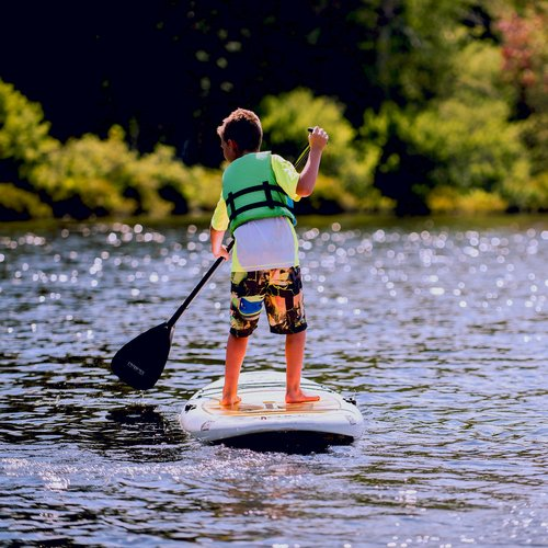 stand up paddleboarding sup tours rental niseko hokkaido japan summer activity