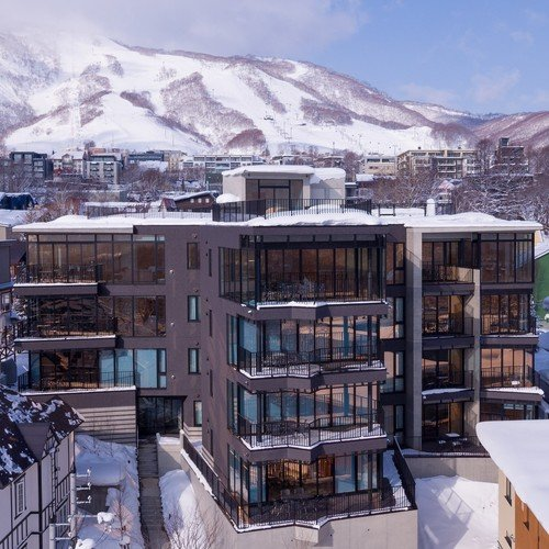 aspect niseko luxury apartments hirafu