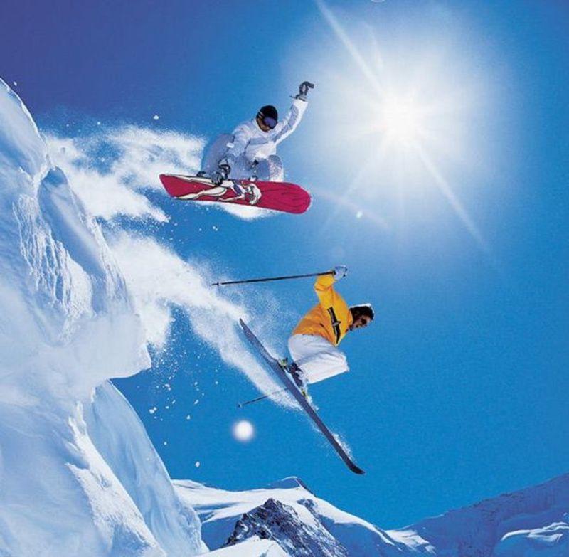 2020 滑雪自由行 - 雙板與單板滑雪介紹