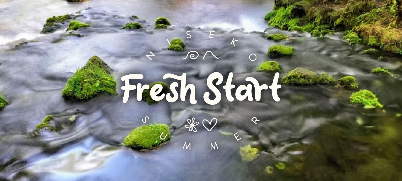 fresh start niseko where to find spring water summer