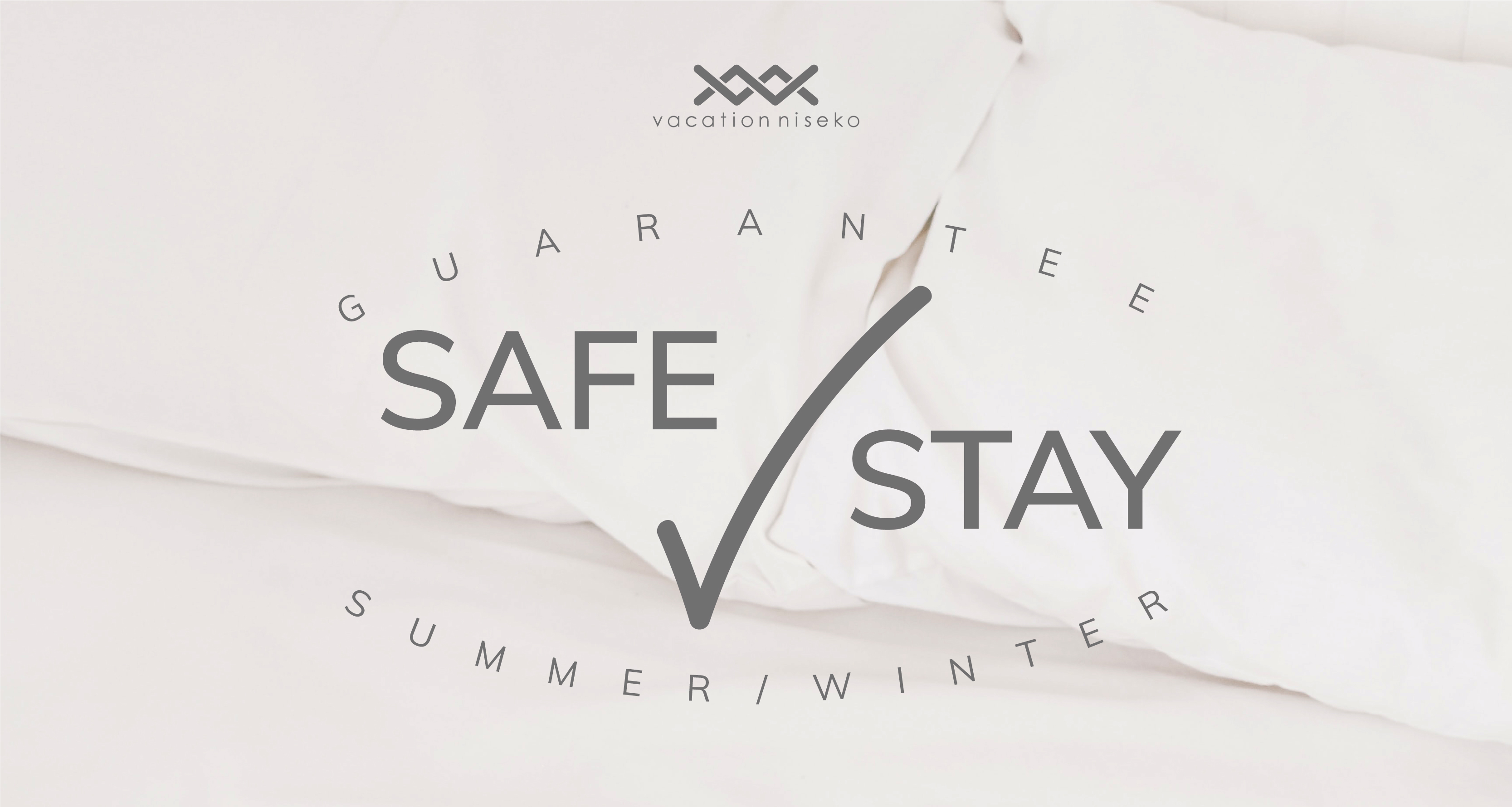 vacation niseko safe sty guarantee