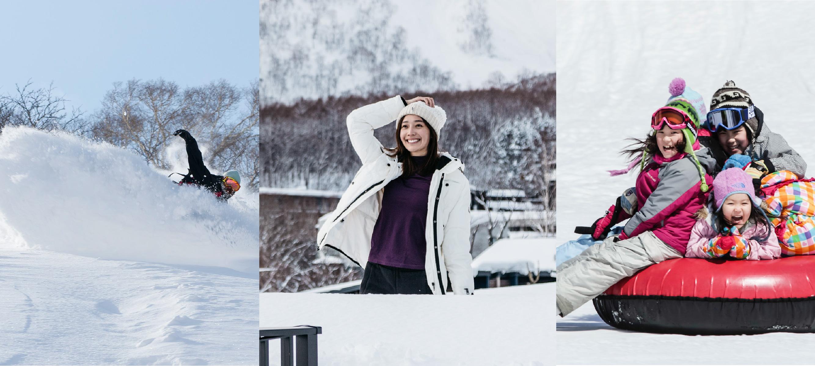 go to travel campaign niseko hokkaido