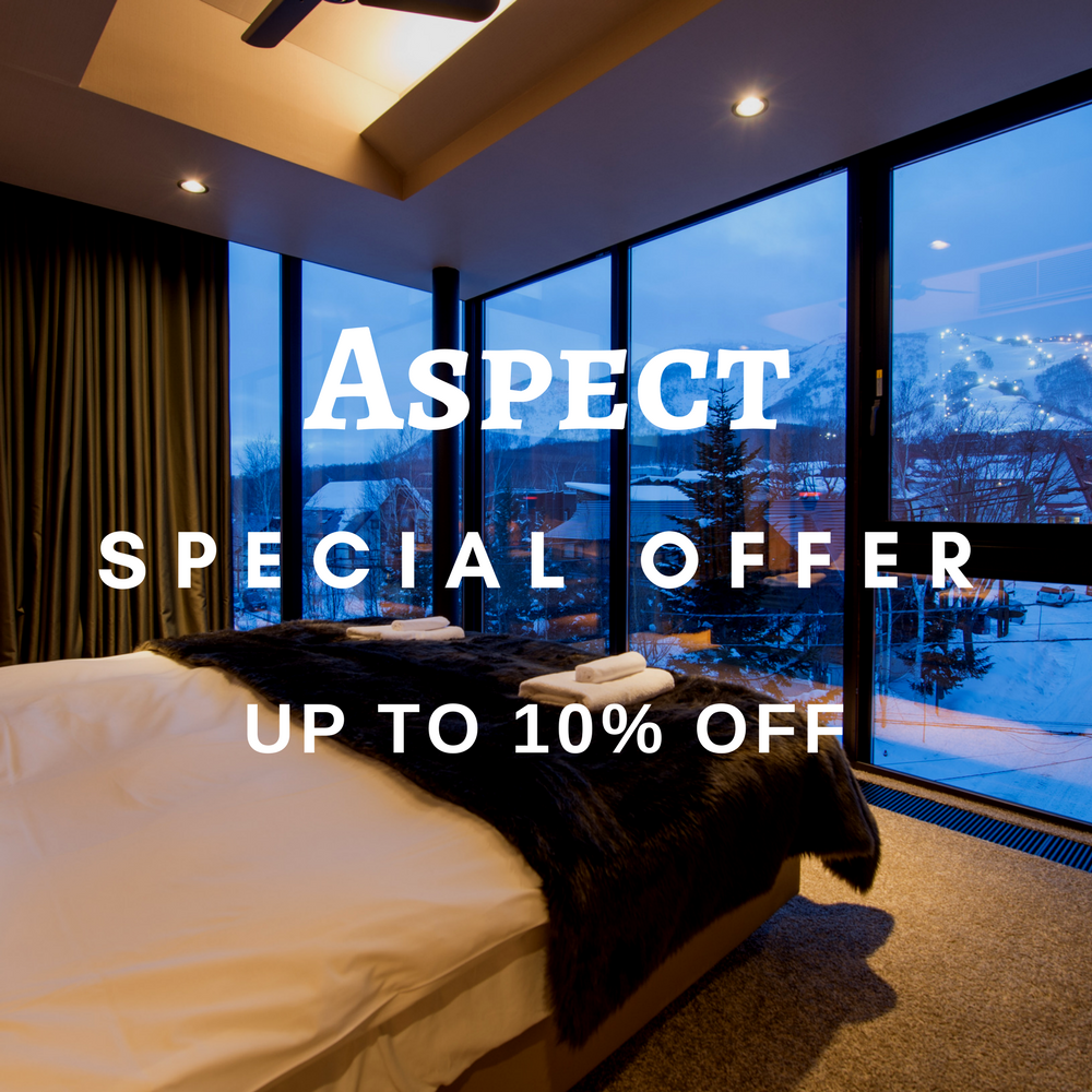 Aspect special discount