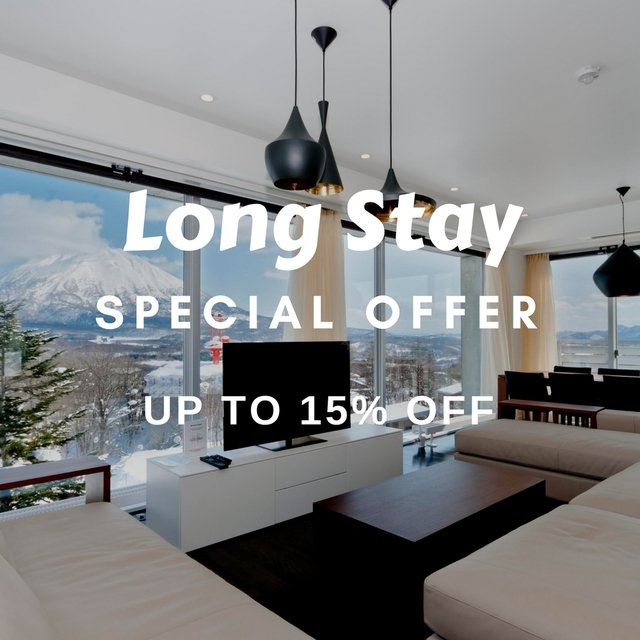 New Long Stay Discounts - Stay More and Save More!