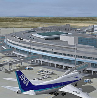 How to enjoy new chitose airport small