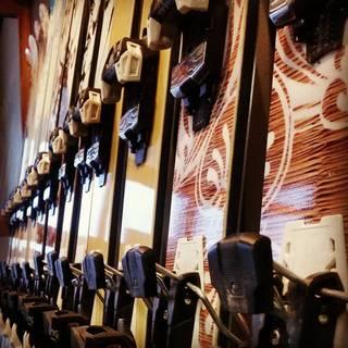Roko skis made in niseko small