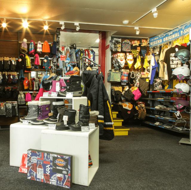 Discover Niseko's best outdoor sports shops
