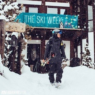 The ski week is coming to niseko small