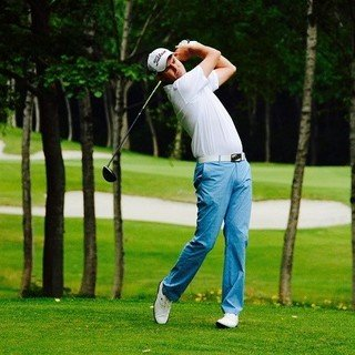 Tour Pro Aaron Townsend Plays Hanazono Golf