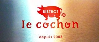 A fine dining experience at bistrot le cochon small