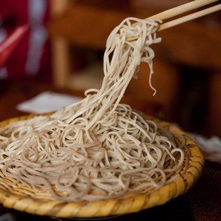 The best soba noodles in niseko small