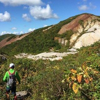 紅葉を駆け抜ける ニセコトレラン初心者コース!