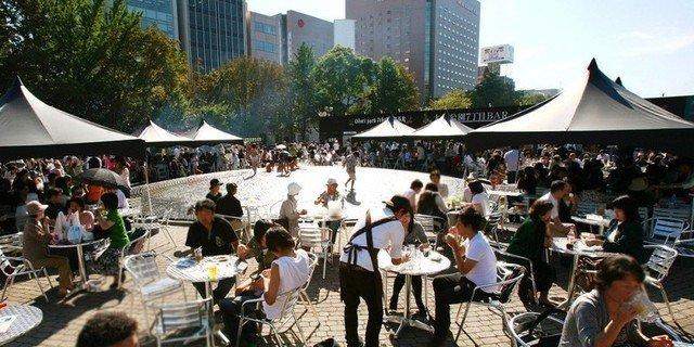 Sapporo autumn fest medium