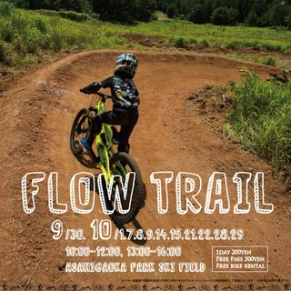Flow trail small