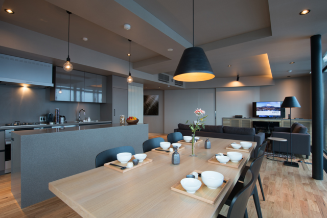 Aspect dining room