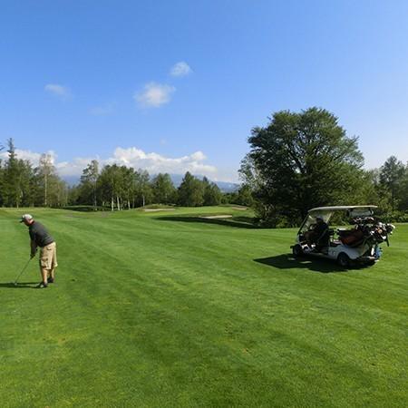 Golf niseko