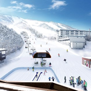 Hirafu family chairlift will be upgraded in 2017