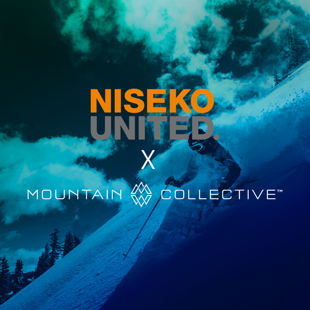 Niseko united joins the mountain collective