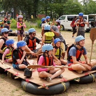 Family summer camp 2017 with edventure small