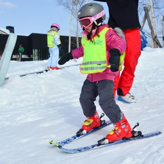 Kids ski free in spring medium